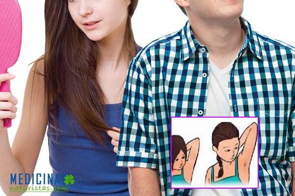 Primeros síntomas de la pubertad y adolescencia