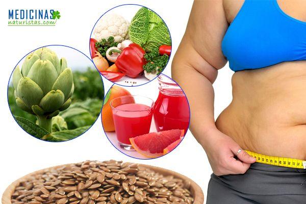 Obesidad como bajar de peso de manera natural