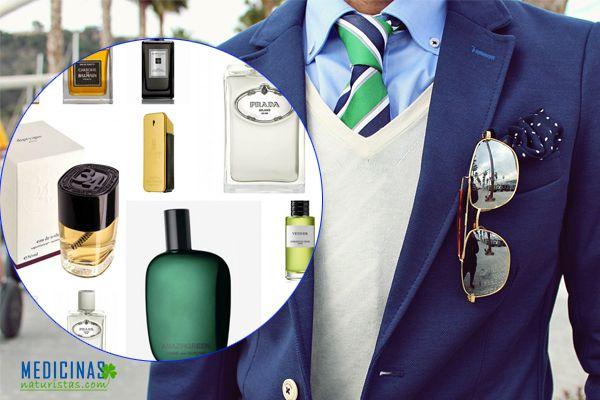 Perfumes para hombres, según tu personalidad
