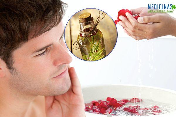 Piel seca y deshidratada en varones, ¿Qué hacer?