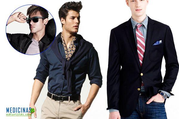Vestimenta moda masculina que te hará triunfar