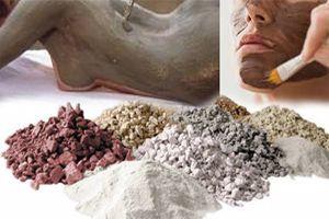 Guía de arcilla medicinal, tipos y aplicaciones