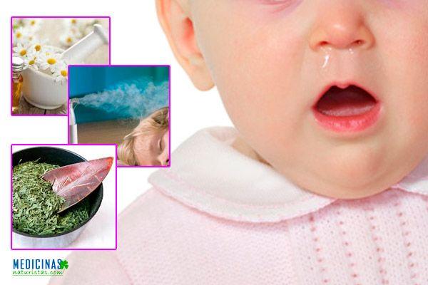 Como combatir ALERGIAS nasales en bebes
