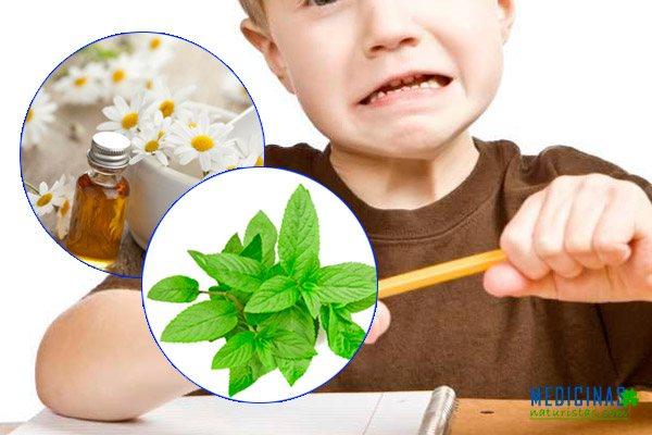 Ansiedad infantil síntomas y remedios caseros