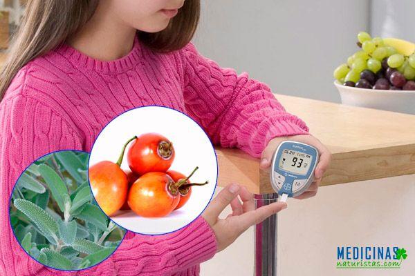 Diabetes infantil, alimentos para bajar la glucosa