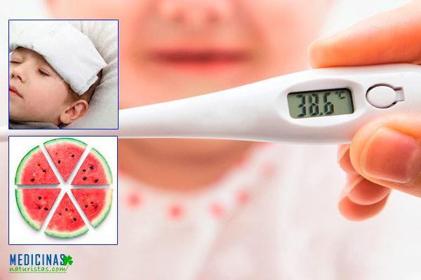 Fiebre ¿Por qué mi hijo tiene fiebre?