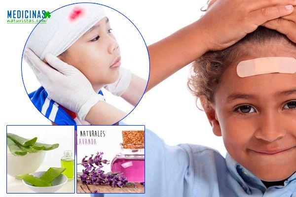 Golpe en la cabeza en niños consecuencias y riesgos