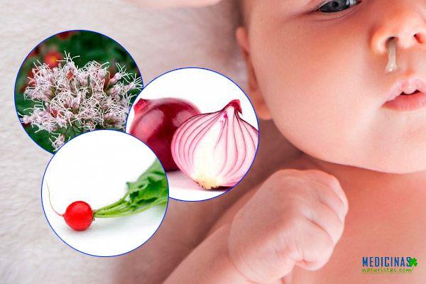Gripe común ¿Cómo curar la gripe en bebes?