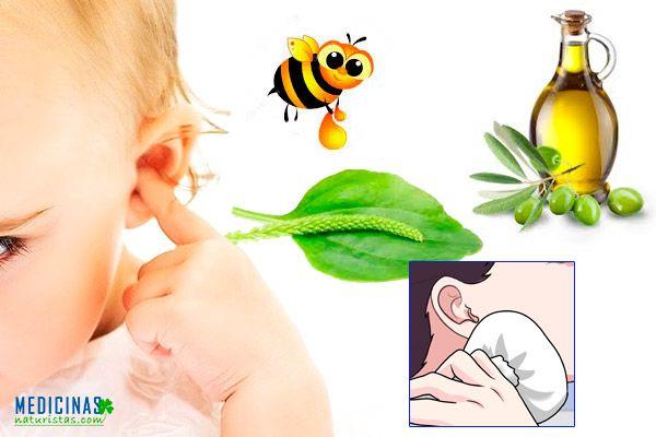 Otitis como aliviar una infección al oído en niños