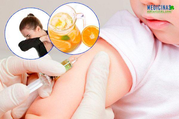 Rubéola como evitar el contagio y remedios paliativos