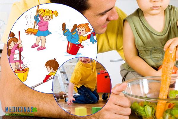Tareas domésticas en NIÑOS, comunicación y aprendizaje
