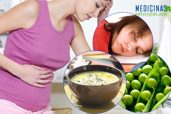 Anemia durante el embarazo, alimentos que te ayudaran