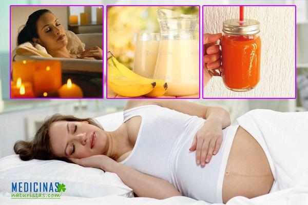 Cansancio muscular durante el embarazo como ganar energías