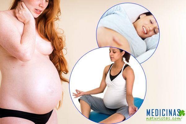 Contracciones prematuras, alertas y cuidados para tu embarazo