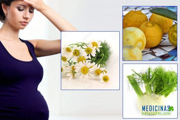 Mareos durante el embarazo recomendaciones naturales