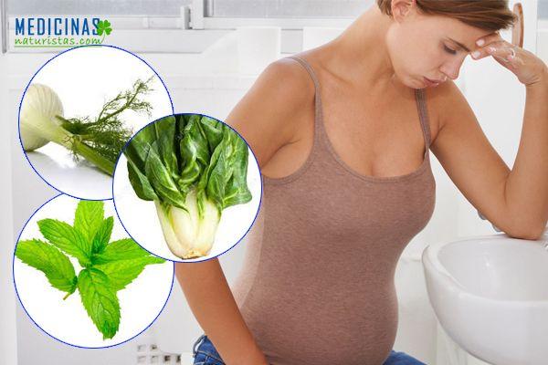 Náuseas, vómitos durante el embarazo las mejores recomendaciones