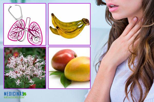 Asma recetas para complementar un buen tratamiento