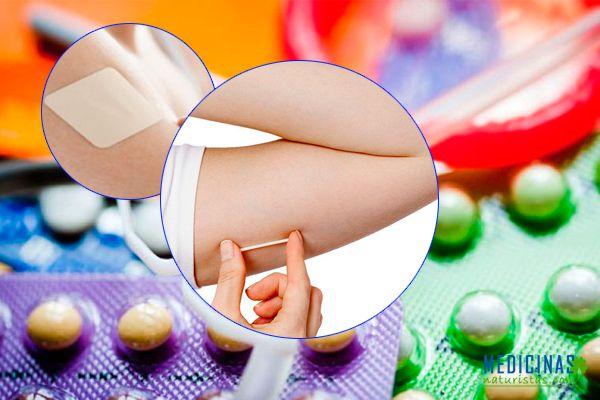 Anticonceptivos efectividad ante un embarazo e infecciones