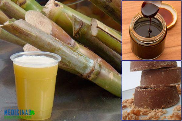 Caña de azúcar, jugo milagroso para la salud