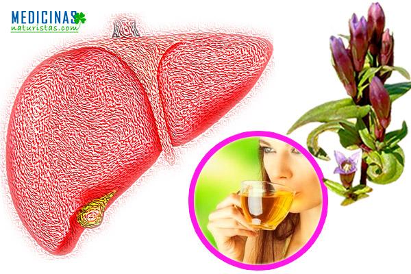Hercampuri planta MILAGROSA para el hígado