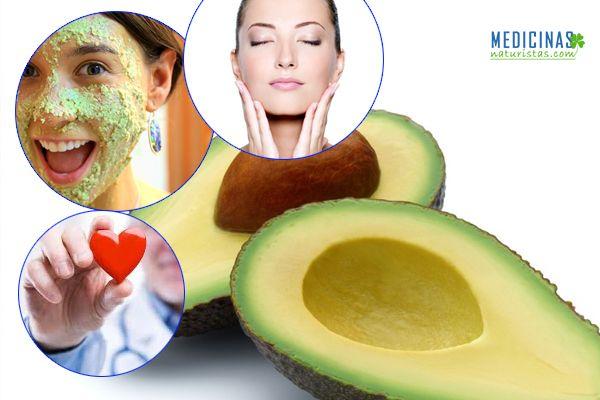 Palta, aguacate para la salud y belleza propiedades medicinales