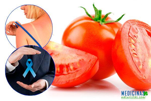 Tomate para cuidar el corazón y prevenir el cáncer
