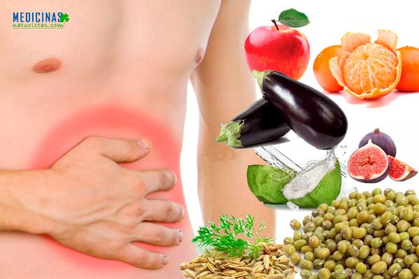 10 alimentos para mejorar el sistema digestivo