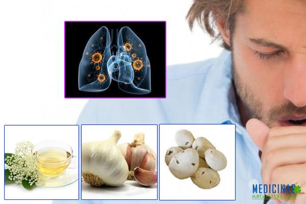 Bronquiectasia pulmonar tratamientos naturales