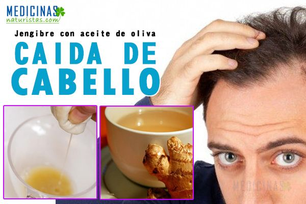 Jengibre: fórmula para eliminar la caspa y prevenir la caída de cabello