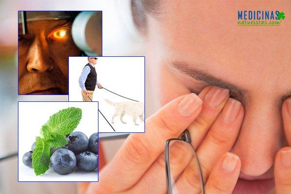 Ceguera, tipos, causas, remedios para evitar perder la visión