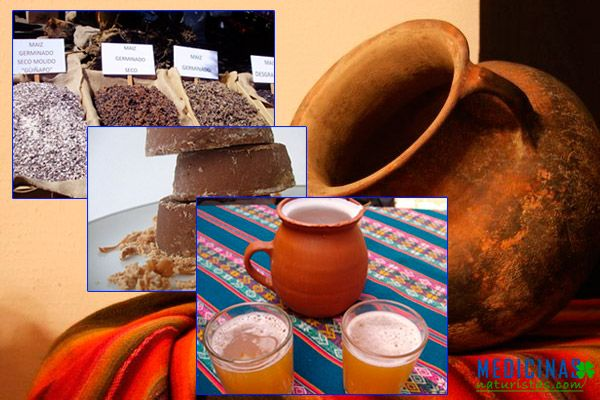 Chicha de jora beneficios de la bebida de los incas