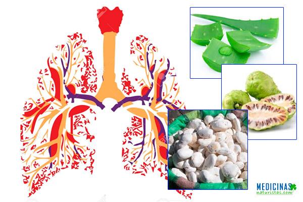 Fibrosis pulmonar síntomas y alternativas naturales