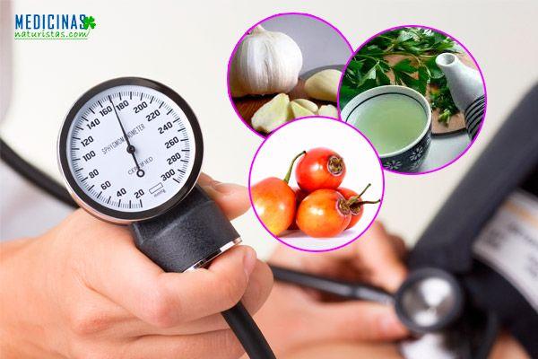 Hipertensión arterial como bajarla sin medicamentos