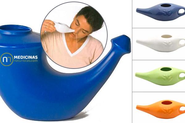 Lavado nasal manera correcta y beneficios
