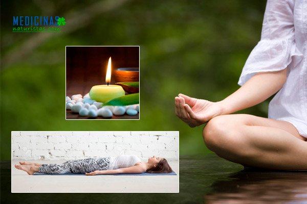 Meditación como terapia natural de curación