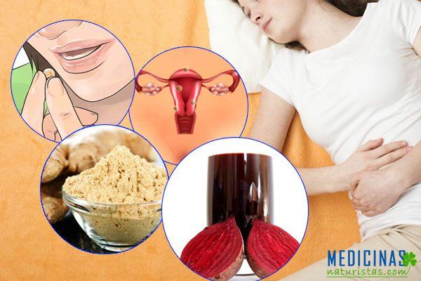 Miomas, fibroma quistes uterinos lo natural tu mejor aliado