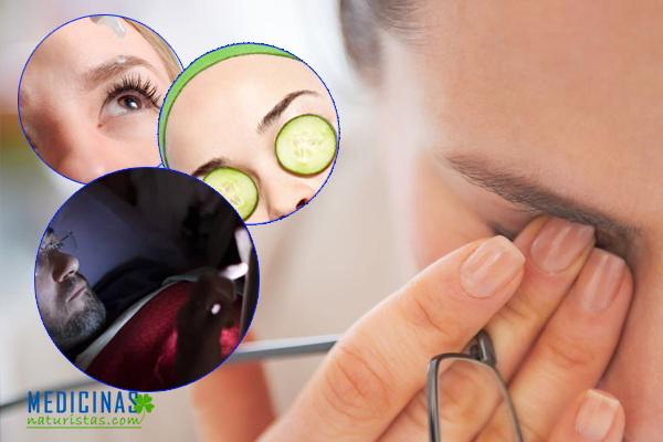 Ojos cansados, evita y trata la fatiga ocular con alternativas naturales