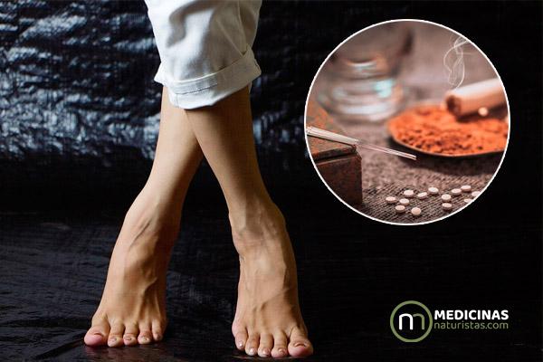Síndrome de las piernas inquietas, molestias en las piernas