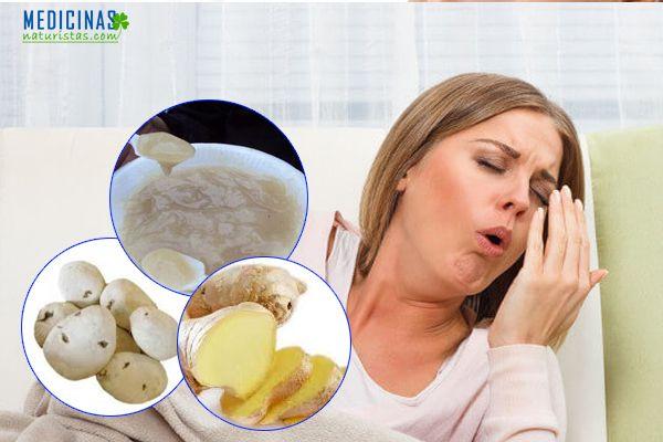 Tos alimentación por cada tipo de tos complementa tu tratamiento