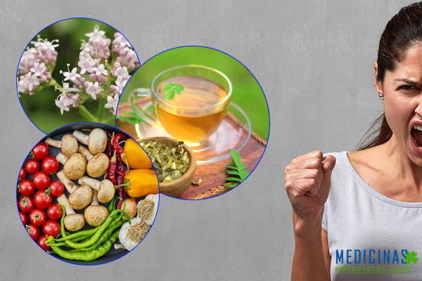 ANSIEDAD: Alimentos, suplementos, dieta recomendada