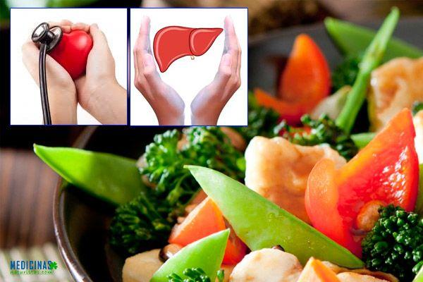 Guia de dietas y recetas saludables