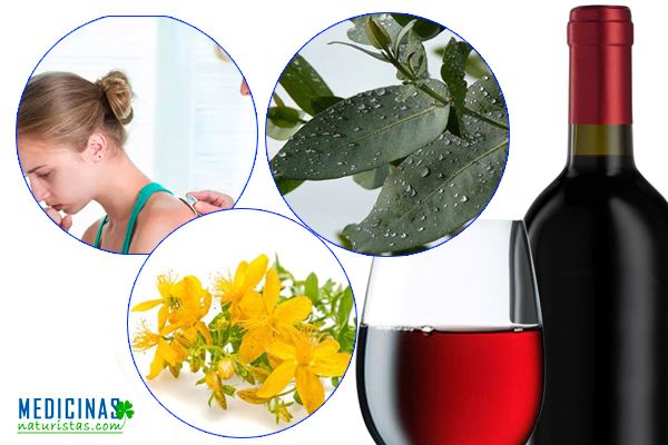 Licores para bronquitis, asma y otros problemas respiratorios