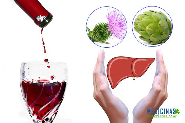 Vinos caseros para limpiar el hígado